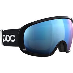POC Fovea Clarity Comp Uimalasit, uranium black/spektris blue